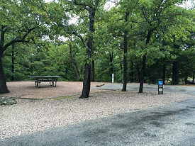 Buckhorn - Chickasaw National Rec Area - RV Park of Sulphur, OK