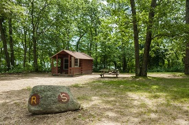 Burlingame State Park - RV Park of Charlestown, RI