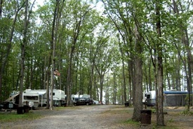 Caffrey Rec Area - PPL - RV Park of Lakeville, PA