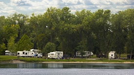 Fremont Lake - RV Park of Pinedale, WY