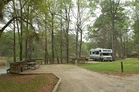 Hales Landing - Lake Seminole - RV Park of Bainbridge, GA
