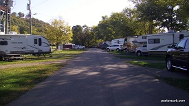 Madison City Park - RV Park of Madison, IN