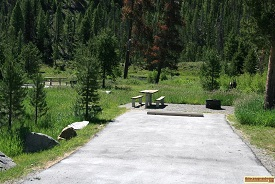 Mormon Bend - RV Park of Stanley, ID