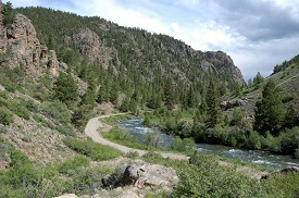 Red Bridge - RV Park of Powderhorn, CO