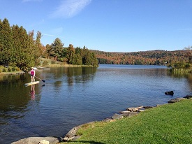 Silver Lake State Park - RV Park of Bethel, VT