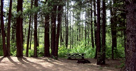 Sportsmans Camp- State Forest - RV Park of Okanogan, WA