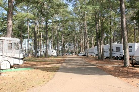 Timberlake - Ross Barnett Reservoir - RV Park of Brandon, MS