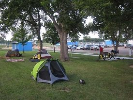 Tyndall City Park - RV Park of Tyndall, SD