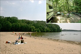 Eureka - Lake Barkley - RV Park of Grand Rivers, KY