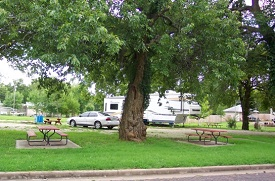 Norman No.1 Museum RV Park - RV Park of Neodesha, KS